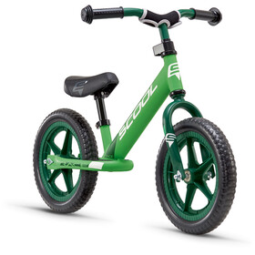 s'cool pedeX race Kids Push Bikes Children green